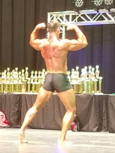 Brian at Infinity Fit Championships