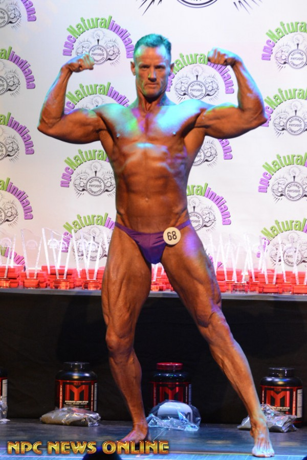 Natural Indiana Men S Physique
